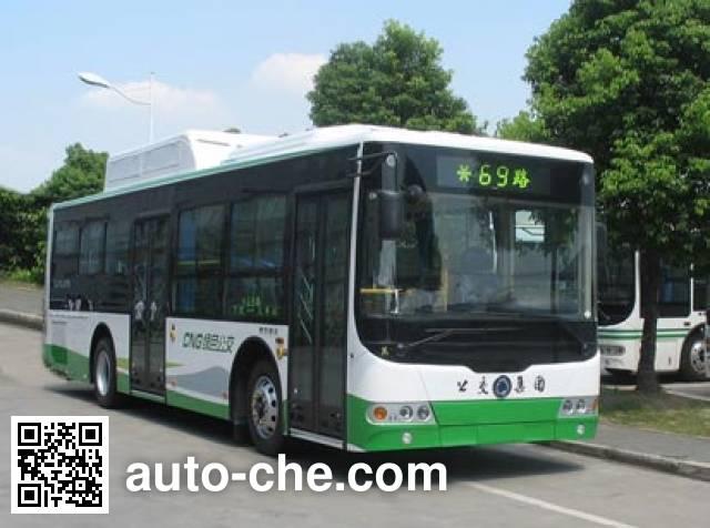 申龙牌SLK6109US5N5城市客车