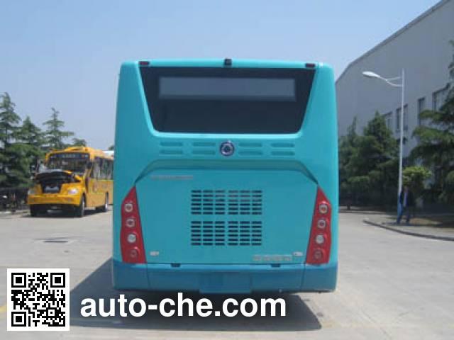 申龙牌SLK6109USBEV纯电动城市客车