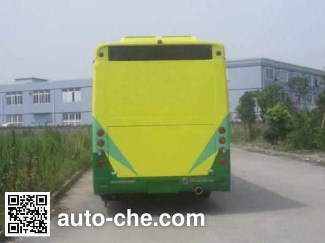 申龙牌SLK6109USCHEV03混合动力城市客车