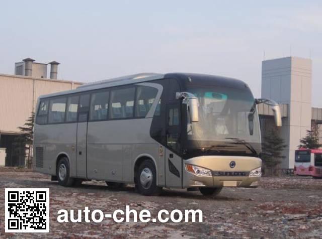 申龙牌SLK6118ALD5客车