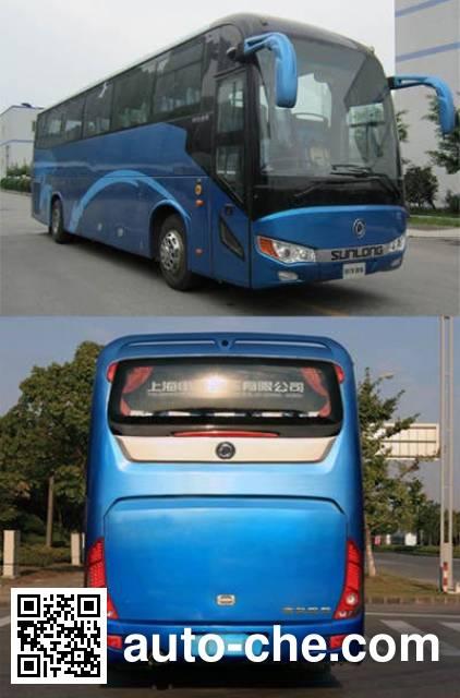 申龙牌SLK6118L5B客车