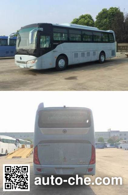 申龙牌SLK6118ULE0BEVS3纯电动城市客车