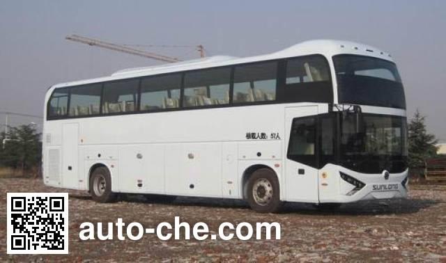 申龙牌SLK6119ADD5客车