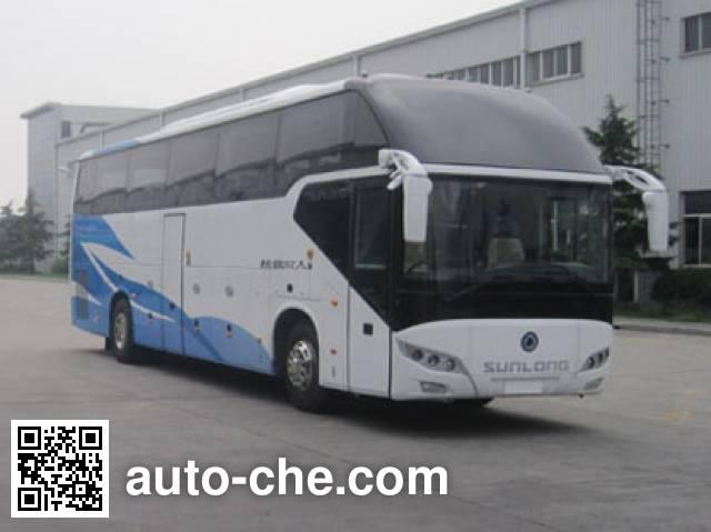 申龙牌SLK6120ALD5客车