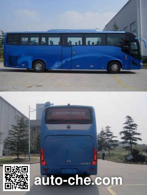 申龙牌SLK6128ALD51客车