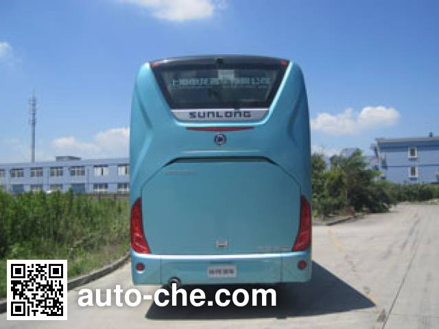 申龙牌SLK6129D5B客车