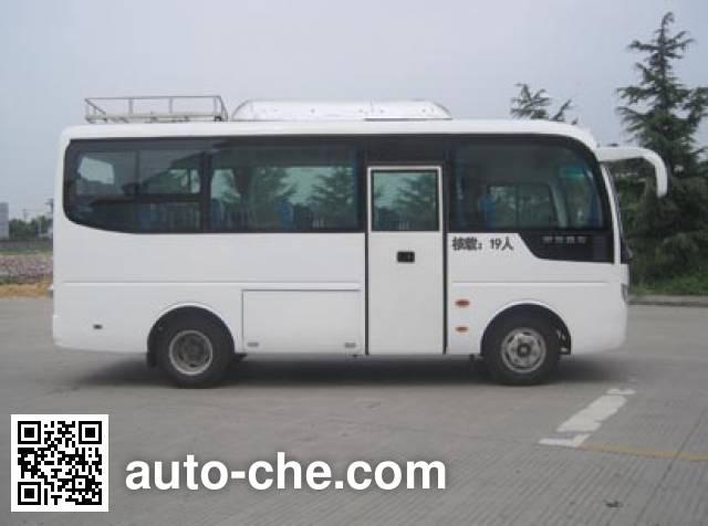 申龙牌SLK6600GCD5客车