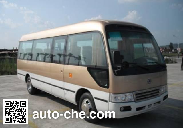 申龙牌SLK6602F5G客车
