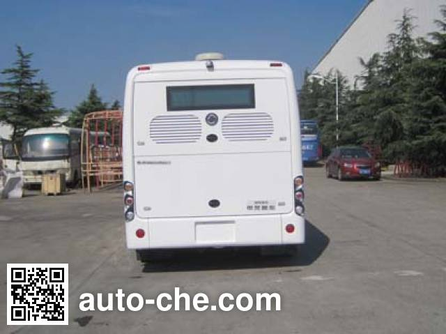 Sunlong SLK6663ULE0BEVS electric city bus