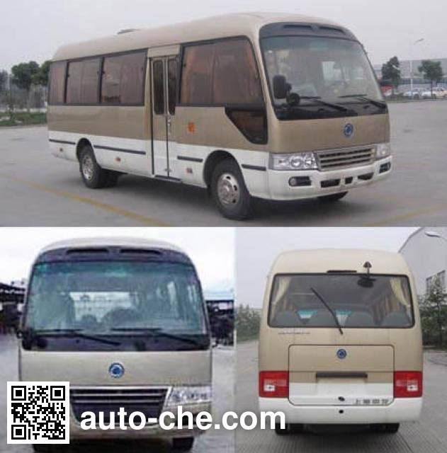 Sunlong SLK6702GLE0BEVS electric bus