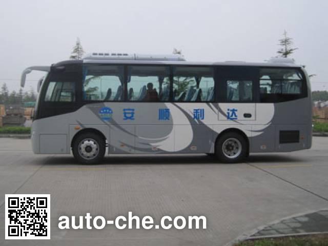 申龙牌SLK6872F5G客车