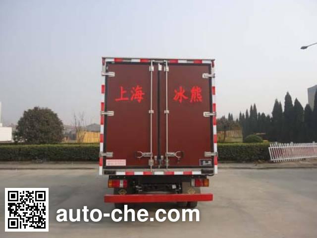 银光牌SLP5070XLCS冷藏车