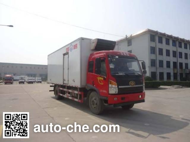 Yinguang SLP5160XLCS refrigerated truck