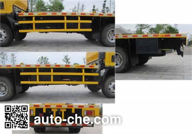 醒狮牌SLS5070TPBF2平板运输车