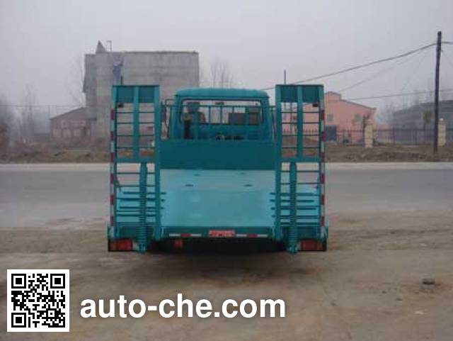 醒狮牌SLS5080TPBG平板运输车