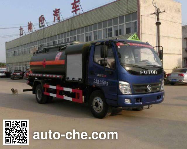 Xingshi SLS5100GJYB5 fuel tank truck