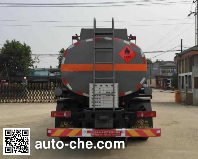 Xingshi SLS5140GYYE5 oil tank truck