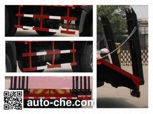 醒狮牌SLS5140TPBC平板运输车
