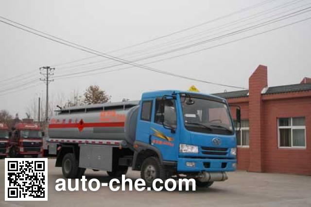Xingshi SLS5160GHYC3 chemical liquid tank truck