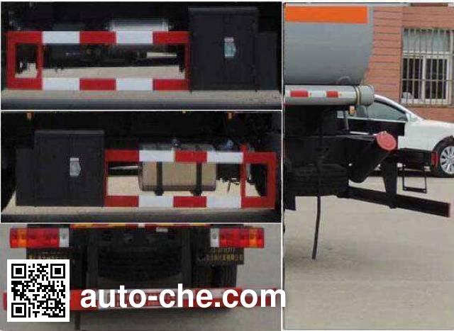 Xingshi SLS5160GYYC5V oil tank truck
