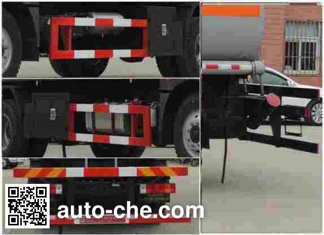 Xingshi SLS5167GYYC4V oil tank truck