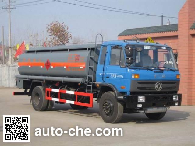 Xingshi SLS5168GHYE chemical liquid tank truck
