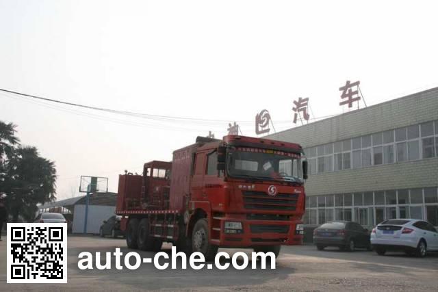 Xingshi SLS5200TYLS fracturing truck