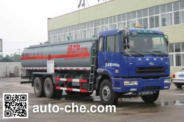 Xingshi SLS5240GHYH3 chemical liquid tank truck