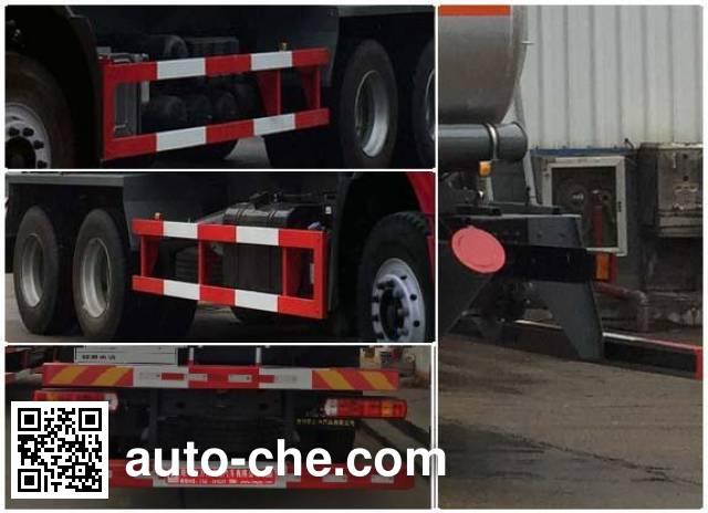 Xingshi SLS5250GRYH4 flammable liquid tank truck
