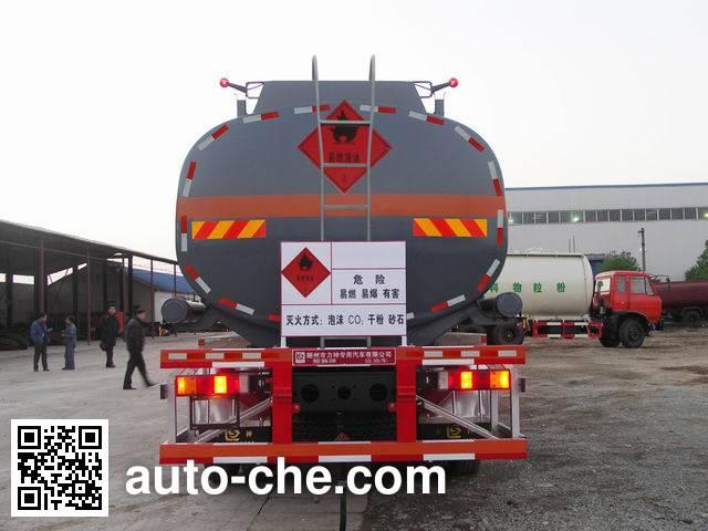 Xingshi SLS5250GYYZ4 oil tank truck