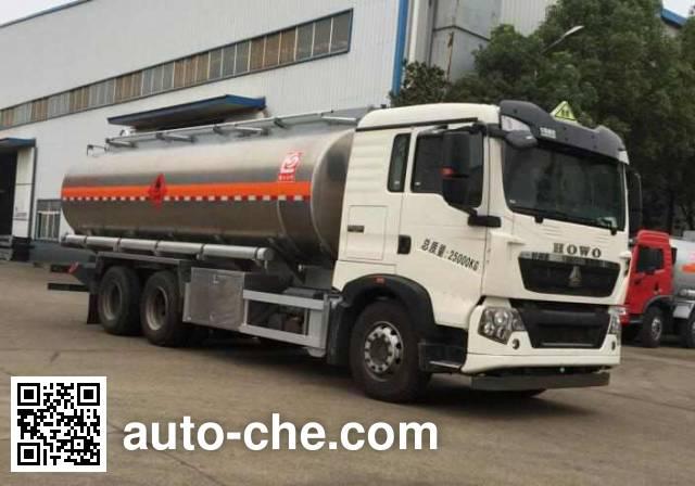 Xingshi SLS5250GYYZ5 oil tank truck