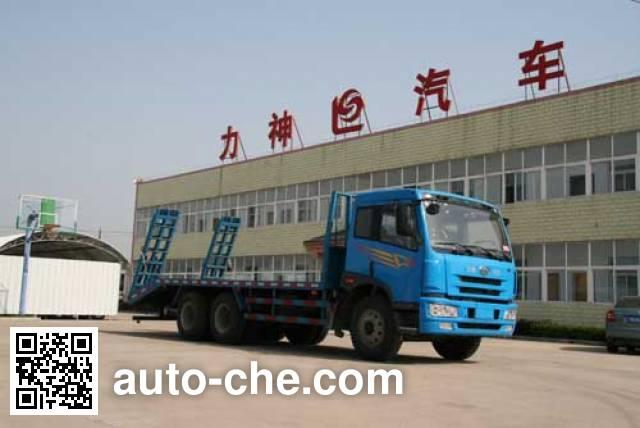 醒狮牌SLS5250TPBC平板运输车