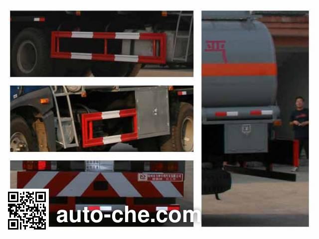 Xingshi SLS5251GHYC chemical liquid tank truck