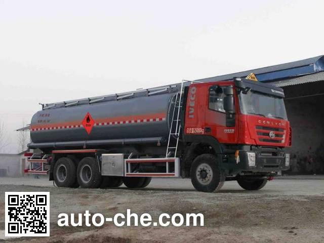 Xingshi SLS5251GRYH4 flammable liquid tank truck