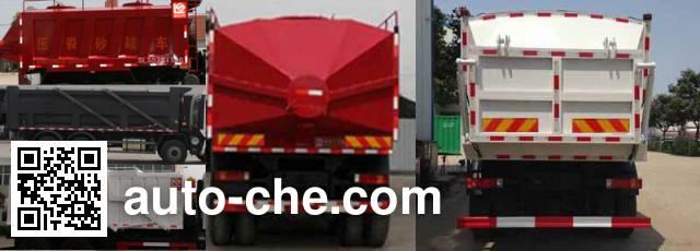 Xingshi SLS5251TSGS4 fracturing sand dump truck