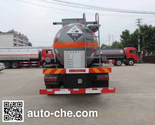 Xingshi SLS5253GFWE5 corrosive substance transport tank truck