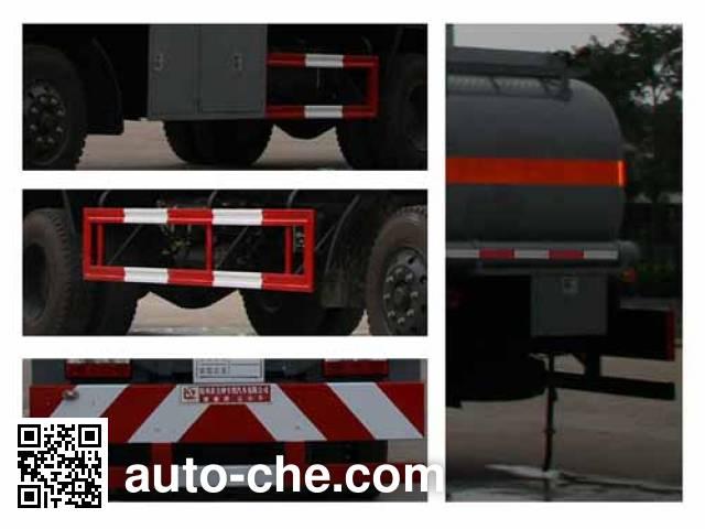 Xingshi SLS5253GHYD chemical liquid tank truck