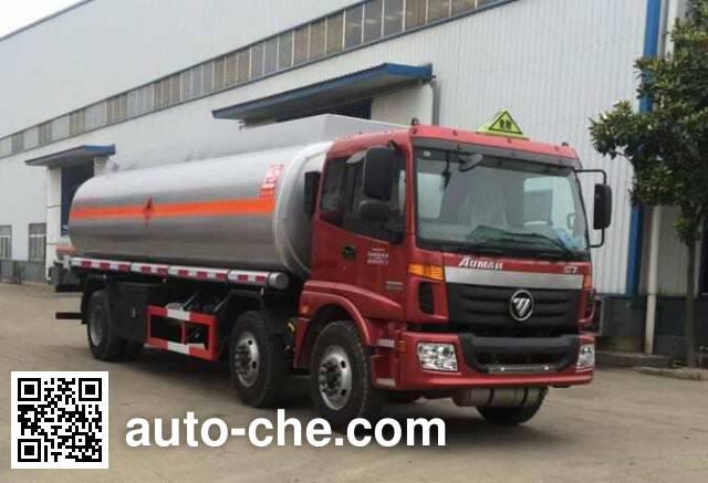 Xingshi SLS5253GRYB5 flammable liquid tank truck