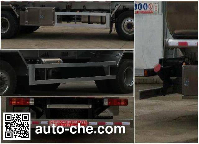 Xingshi SLS5253GRYC5VA flammable liquid tank truck