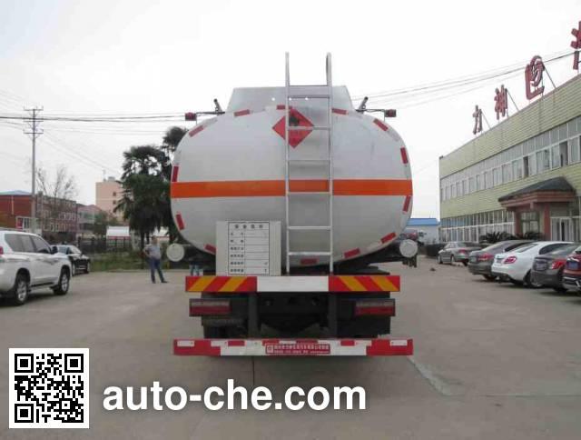 Xingshi SLS5253GRYE5 flammable liquid tank truck