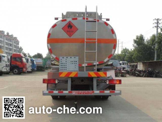Xingshi SLS5253GYYC5VA oil tank truck