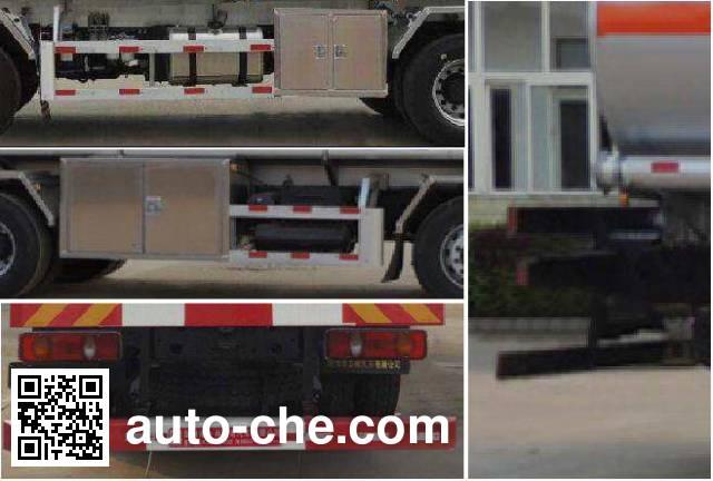 Xingshi SLS5253GYYD5A oil tank truck
