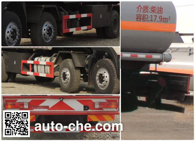 Xingshi SLS5253GYYJ4 oil tank truck