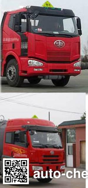 Xingshi SLS5254GHYC chemical liquid tank truck