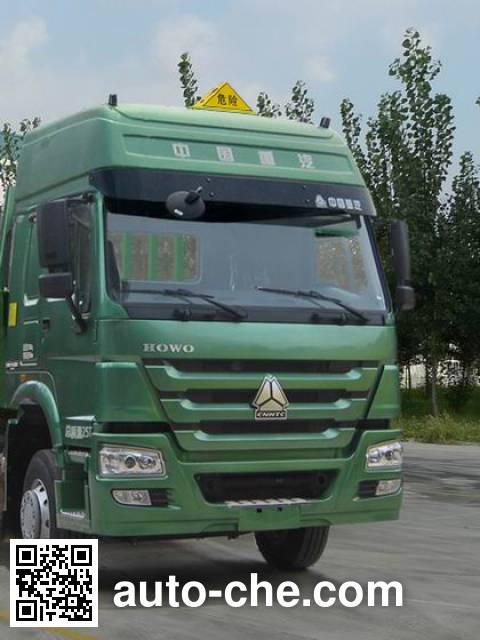 Xingshi SLS5257GRYZ4 flammable liquid tank truck