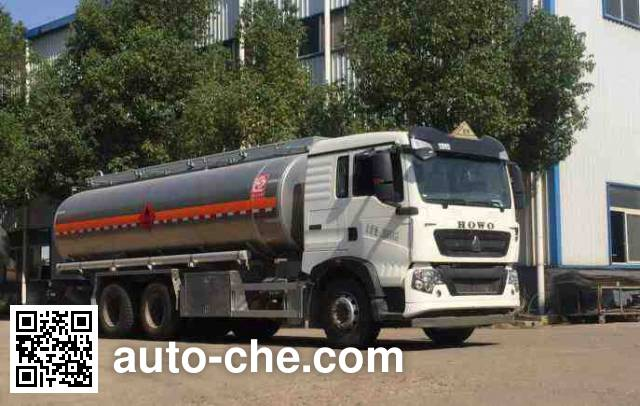 醒狮牌SLS5250GYYZ4A运油车