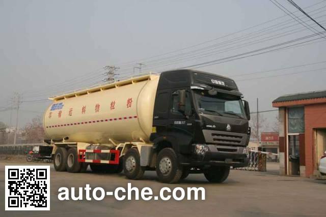 Xingshi SLS5310GFLZ4 low-density bulk powder transport tank truck