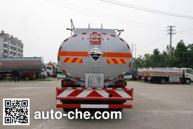Xingshi SLS5310GFWC63 corrosive substance transport tank truck