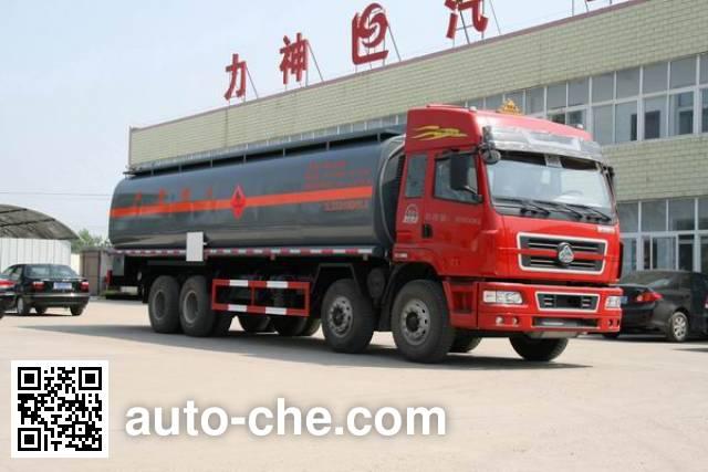 Xingshi SLS5310GHYL3 chemical liquid tank truck