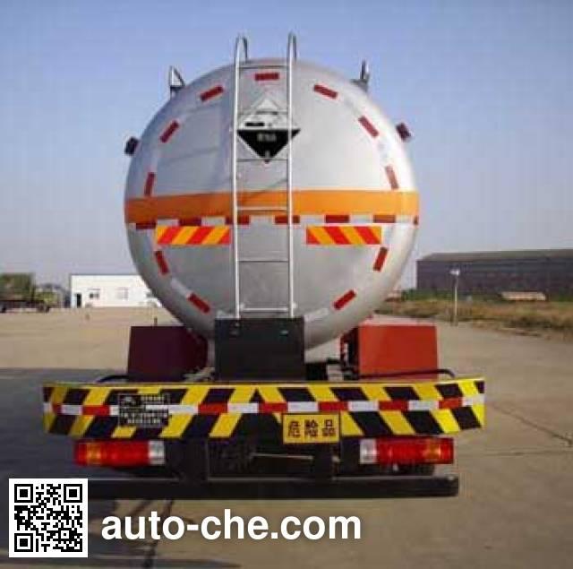 Xingshi SLS5310GHYZN chemical liquid tank truck